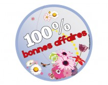 Sticker BONS PLANS 02 ETE