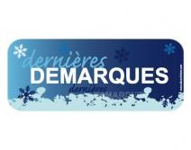Sticker DERNIERES 05 HIVER