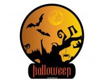 Sticker HALLOWEEN 09