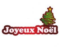 Sticker NOEL 15