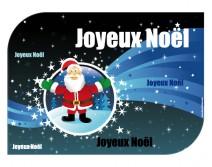 Sticker NOEL 19