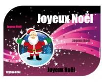 Sticker NOEL 36