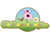 Sticker PRINTEMPS 06