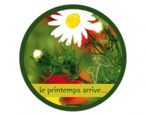 Sticker PRINTEMPS 14