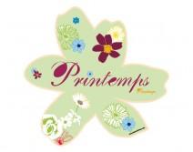 Sticker PRINTEMPS 31