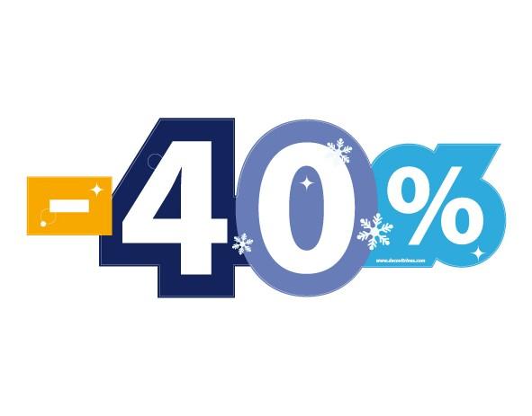 40 hiver 12 decovitrines for Miroir 60x150