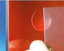 Pastilles adhésives transparentes