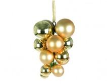 Pendentif boules de Noël