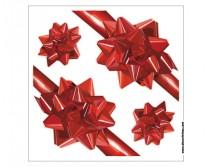 Sticker autocollant Noel 07