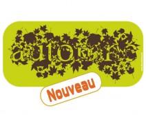 Sticker AUTOMNE 17
