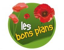 Sticker BONS PLANS 04 ETE