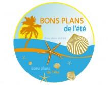 Sticker BONS PLANS 05 ETE