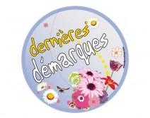 Sticker DERNIERES 05 ETE