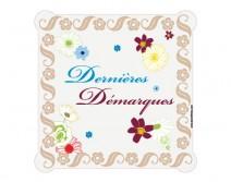 Sticker DERNIERES 08 ETE