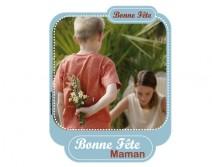 Sticker Fête Des Mères 02