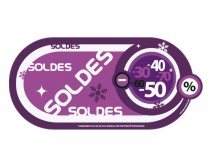 Sticker HIVER 04