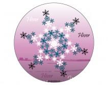 Sticker HIVER 05