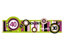 Sticker HIVER 16