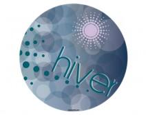 Sticker HIVER 19