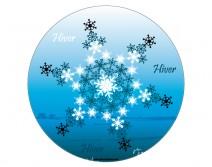 Sticker HIVER 21