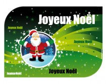 Sticker NOEL 08