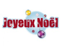 Sticker NOEL 33