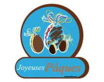 STICKER PAQUES 08