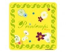 Sticker PRINTEMPS 07