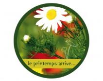 Sticker PRINTEMPS 14