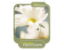 Sticker PRINTEMPS 19