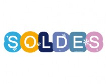 Sticker Soldes HIVER 01
