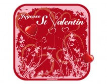 Sticker ST VALENTIN 09