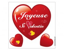 Sticker ST VALENTIN 11
