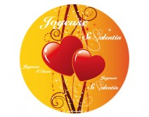 Sticker ST VALENTIN 12