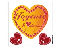 Sticker ST VALENTIN 15