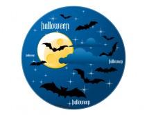 Sticker Auto collant Halloween 02